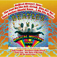 The Beatles – Magical Mystery Tour Vinyl LP Apple 2012 NEW/SEALED Stereo