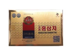 Roter GINSENG Tee 150g Getränk aus Korea mit rotem Ginseng