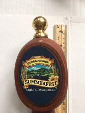 BEER TAP HANDLE SIERRA NEVADA SUMMERFEST CRISP SUMMER BEER