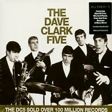 Dave Clark Five-all The Hits 2020 Factory CD 16 Tracks Fast