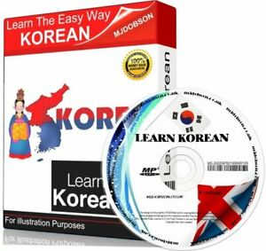 Learn to Speak KOREAN LANGUAGE AUDIO COURSE PC MP3