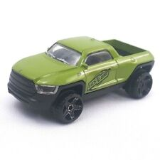 2013 Fast Lane Hr-002 Green Pickup Truck Diecast Car Vehicle Loose
