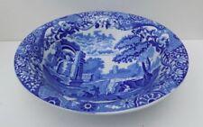 Ironstone Blue Spode Copeland Porcelain & China