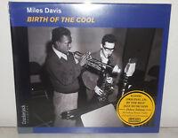 CD MILES DAVIS - BIRTH OF THE COOL  - DIGIPAK - NUOVO NEW