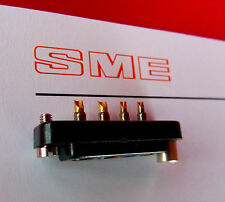 SME 3009 3012 SERIES II 4-PIN FEMALE CONNECTION BLOCK ORIGINAL NEW OLD STOCK