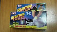 Vintage 1989 NASTA Reactors Command The Power Illuminator  *RARE*