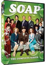 Soap The Complete Series Dvd Region:1 Discs:8 Tv 2015-06-02 Topic: Tv Topic: Co