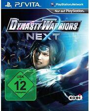 Sony Playstation Vita PSV PSVita Spiel ******* Dynasty Warriors Next ****NEU*NEW