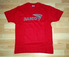 Jako Kinder T-Shirt Größe XS Farbe Rot Neu Sonderpreis