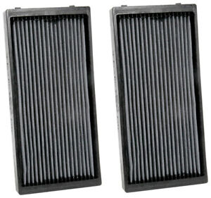 K&N Replacement Cabin Air Filter BMW X5 X6 3.0 4.4 V8 KNVF3019 2007-2018