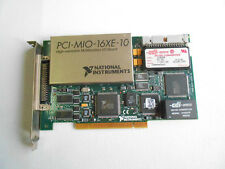 PCI-MIO-16XE-10  National Instruments