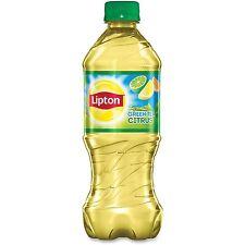 PepsiCo Lipton Citrus Green Tea Plastic 20oz. 24/CT GN 92375