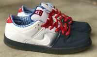 "Nike SB Dunk Low Pro Premium ""Wizard Of Oz"" ""Dorothy"" 313170-020 Size 11"