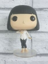 Funko Pop  Vinyl Pulp Fiction Movies Mia Wallace #63 Vaulted No box