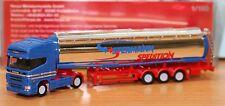 Herpa 066259, Spur N, Scania R TL Tank Sattelzug STERMANN