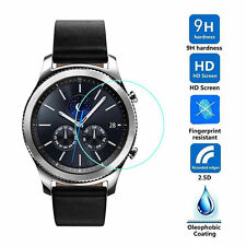 For Watch Samsung Gear S3 Tempered Glass Screen Classic/Frontier Protection Film