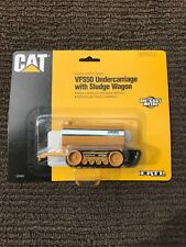 ERTL CAT VFS50 Undercarriage with Sludge Wagon 1/64 scale 1995