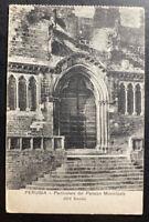 1945 Polish Field Post Office Oas RPPC POSTCARD Cover To Scotland Perugia