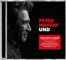 PETER MAFFAY - Peter Maffay Und...  CD NEU  & OVP (Neues Album 2020 Duette)