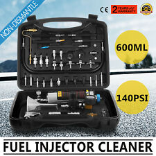 AUTOOL C100 Non-Dismantle Injector Cleaner & Tester Fuel System For Petrol Car