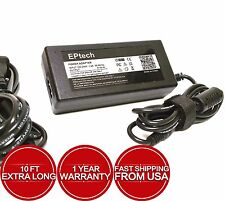 Adapter For Yamaha P-105 P-105B P-105WH 88-Key Digital Piano Power Supply