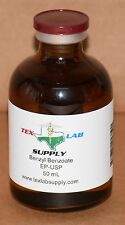 Tex Lab Supply Benzyl Benzoate EP-USP 50 mL