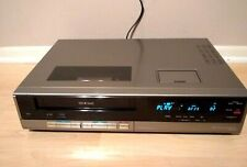 JC Penney VCR Video Cassette Recorder 686-5073, 4 Head, Tested Works