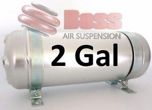 BOSS 2 Gallon 6 Litre Alloy Air Tank New