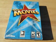 "PC Games: ""The Movies"" (PC, 2005)"