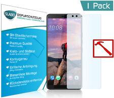 """Slabo PREMIUM Panzerglasfolie für HTC U12+ KLAR """"Tempered Glass"""" 9H"""