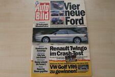 3) Auto Bild 51/1992 - Honda S 800 mit 67PS in ein