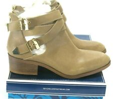e66176019b Womens Seychelles Scoundrel Taupe Leather BOOTIES Size 7