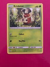 13/236 Kricketot / Pokemon Card Game / TCG / SM-12 / Cosmic Eclipse