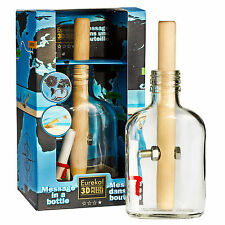 "Eureka Puzzle ""Message in a Bottle"""