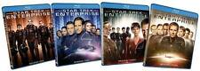 Star Trek: Enterprise - The Complete Series (Blu-ray, 2014) Ships in 12 hours!!!