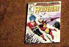 MARVEL COMICS PRESENTS #7 COMIC BOOK NM WOLVERINE