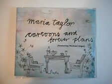 MARIA TAYLOR : CARTOONS AND FOREVER PLANS feat. MICHAEL [ CD-MAXI PORT GRATUIT ]