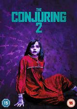 The Conjuring 2 (DVD) Patrick Wilson, Vera Farmiga, Madison Wolfe