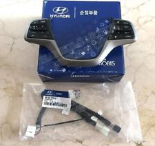 Hyundai 2016+ Elantra AD Steering Wheel Cruise Audio Remote Control Switch Set