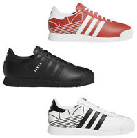 NWT adidas Originals Samoa Mens sneaker black white red all sizes