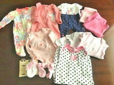 Gently Used Baby Clothes Mixed Lot - Size Newborn