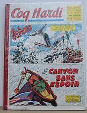 COQ HARDI Album éditeur n°14 - n°170 à 182 - 1954 Très. Bel état