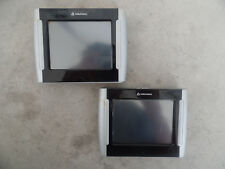 2 x USED Faulty NAVMAN N196 GPS Automotive GPS - NO POWER