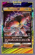 Mouscoto GX - SL4:Invasion Carmin - 57/111 - Carte Pokemon Neuve Française