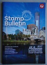 Australia Post Stamp Bulletin Issue No. 345 Mar - Apr 2017 Queen's 91th Birthday