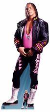 Brett Hart WWE Official Lifesize and Mini Cardboard Cutout / Standup The Hitman