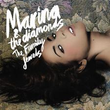 Marina & the Diamonds - Family Jewels CD HOLLYWOOD SHAMPAIN I AM NOT A ROBOT