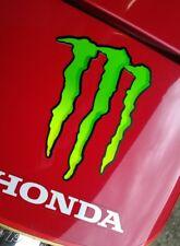 Monster Energy x 2 SUPERIOR QUALITY Sticker vinyl decal 012