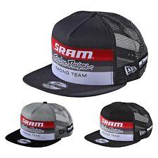 Troy Lee Designs SRAM racing bloque gorra SnapBack EAP cap ocio capuchón