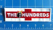 THE HUNDREDS FLAG PATCH, DRESS UP YO RAGGEDY ASS!